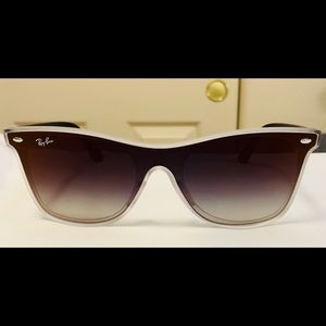 ca0fd894499 Ray-Ban Accessories - New Ray-Ban Blaze Wayfarer RB 4440-N Sunglasses